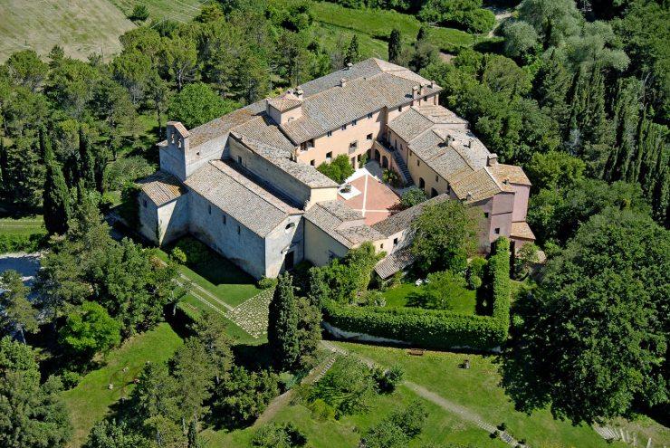 Photo courtesy of www.abbaziadispineto.com