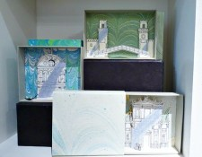 Souvenirs in a box by Paper Owl