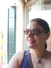 Me at Casa Burano