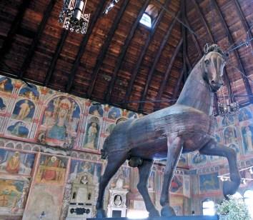 Horse, Palazzo della Ragione