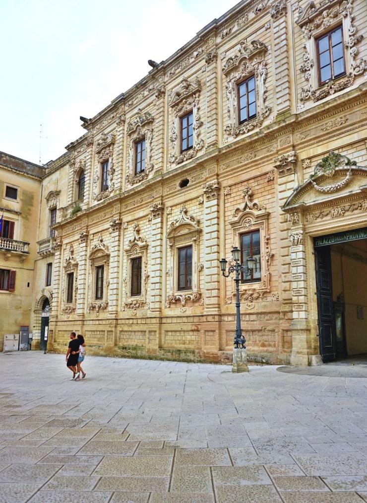 Palazzo dei Celestini Lecce