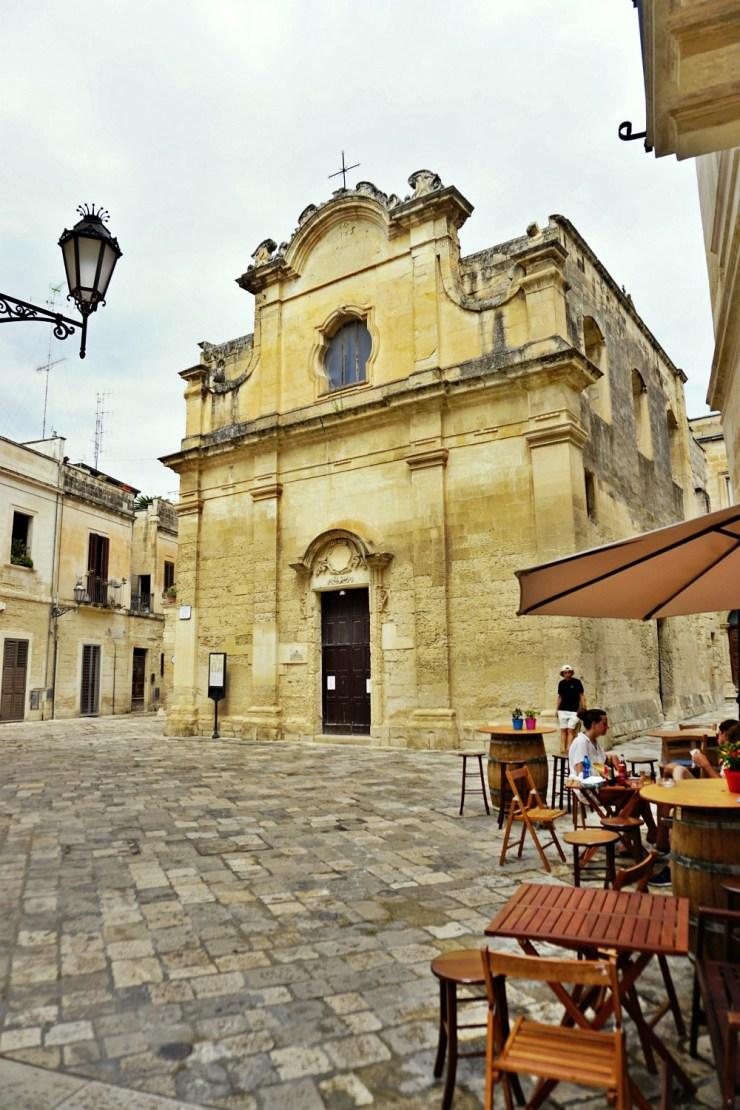 San Niccolò Lecce