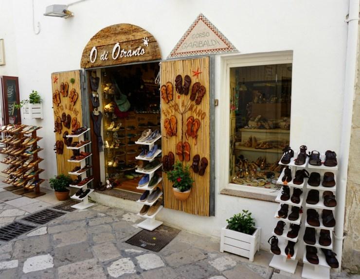O di Otranto sandals