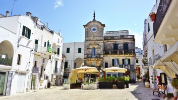 What to see in Cisternino