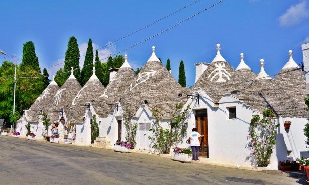 What to see in Alberobello