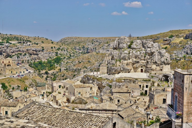 Santa Maria De Idris, Top things to see in Matera