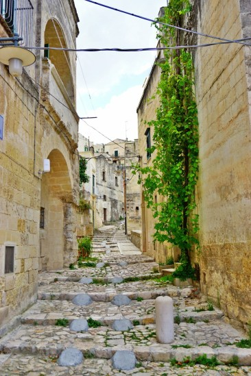 Matera staircases