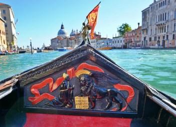 Detail of the gondola