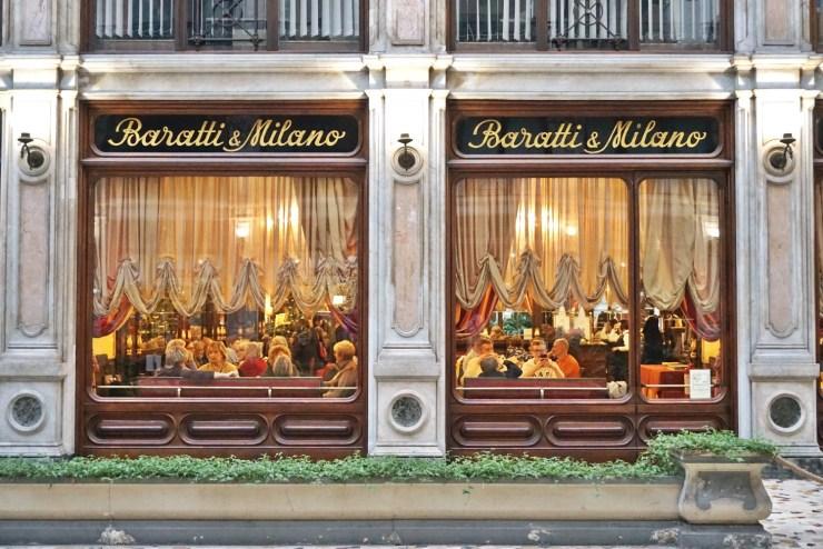 Caffé Baratti & Milano Turin