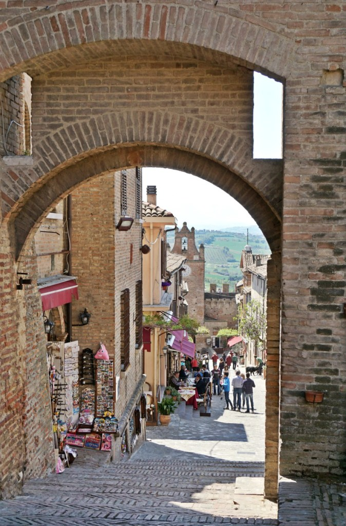 What to see in Gradara