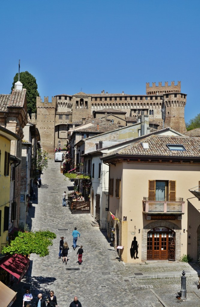 Gradara's Castle