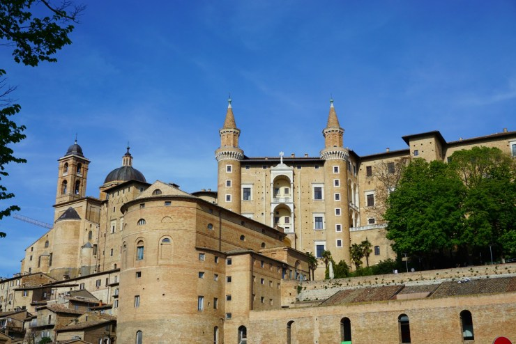 What to see in Urbino