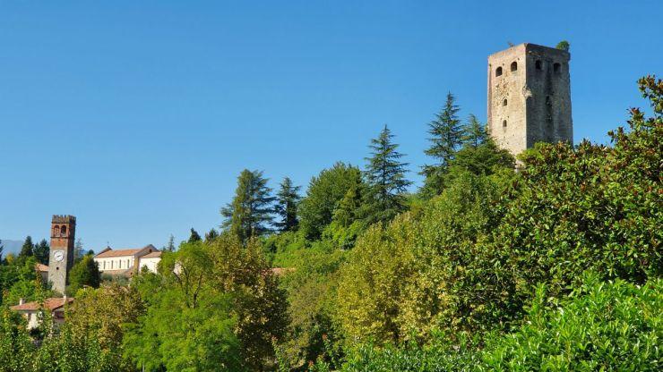 Collalto Castle, Prosecco road itinerary
