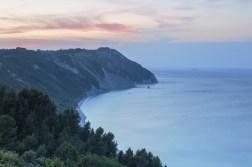 Portonovo Bay by Lorenzo Sgalippa