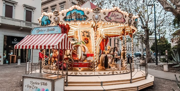Best Christmas markets Veneto