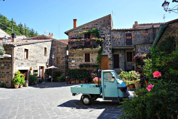 I più bei borghi della Toscana: Radicofani