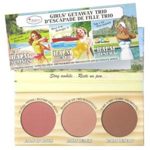 Girls Getaway Trio Blush Palette