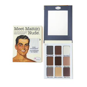 Meet Matte Nude Eyeshadow Palette