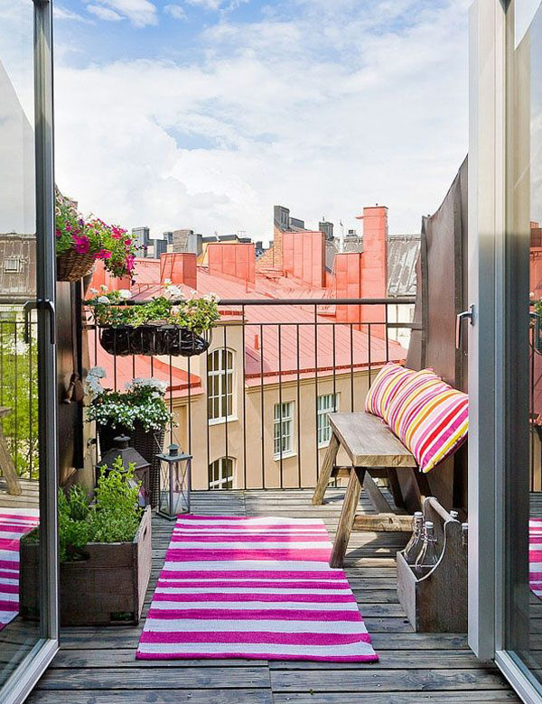 The small balcony – ideal outdoor retreat at home   My Cosy Retreat