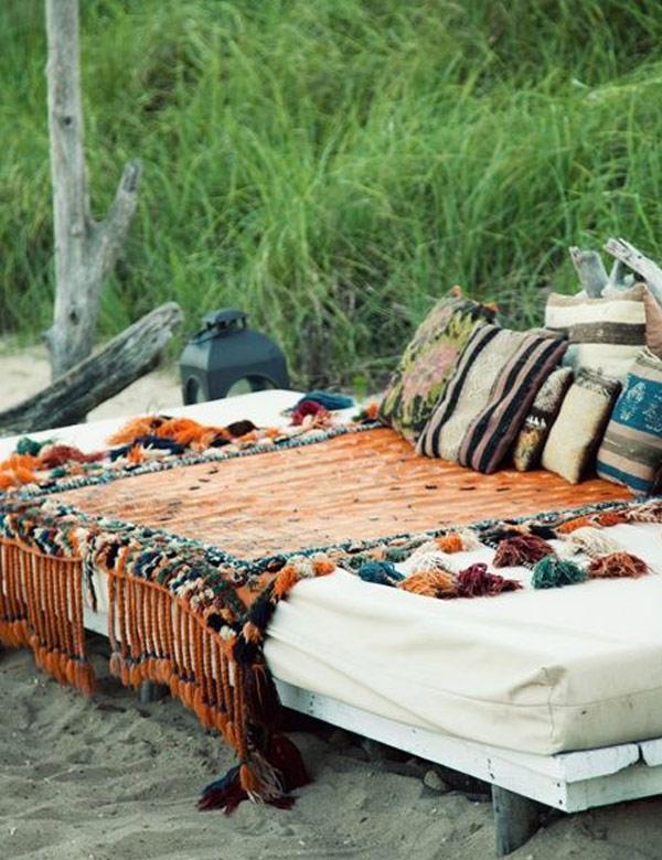 Bohemian magic on the beach | My Cosy Retreat