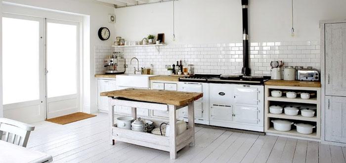 10 amazing rustic Scandinavian kitchen designs & 10 amazing rustic Scandinavian kitchen designs - My Cosy Retreat ...