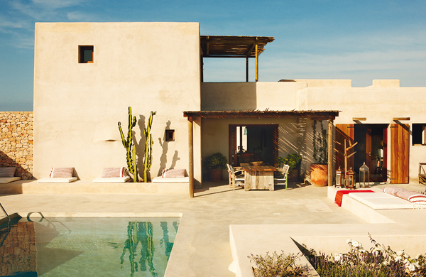 The magical bohemian house of Eugenia Silva on Formentera | My Cosy Retreat