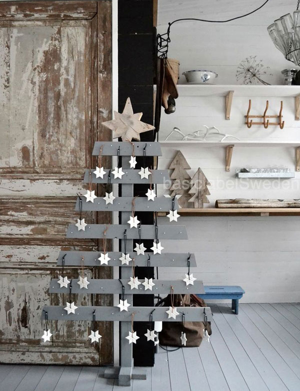 DIY: 15 amazing alternative Christmas trees | My Cosy Retreat