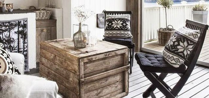 A winter rustic retreat in Norway | My Cosy Retreat