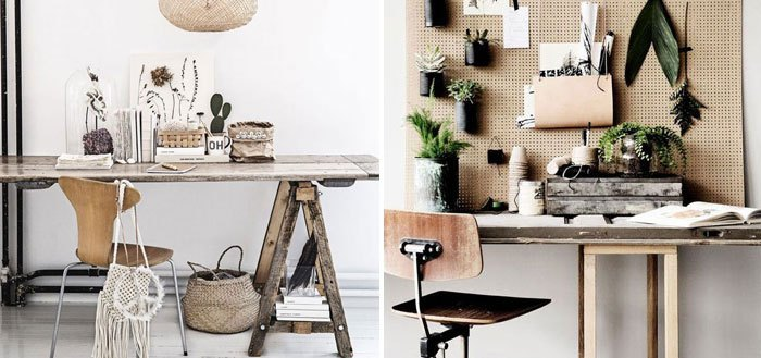 Cosy and inspiring workspace ideas for your home   My Cosy Retreat