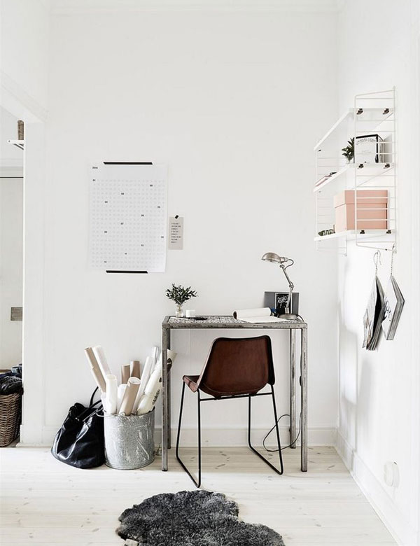 Cosy and inspiring workspace ideas for your home | My Cosy Retreat