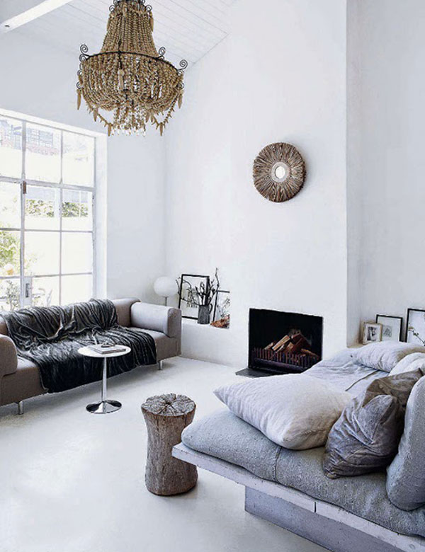 A stunning white home in Cape Town | My Cosy Retreat