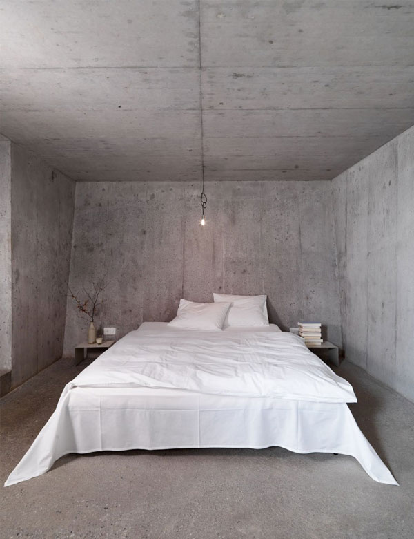 Amazing concrete cabin in the Swiss Alps   My Cosy Retreat