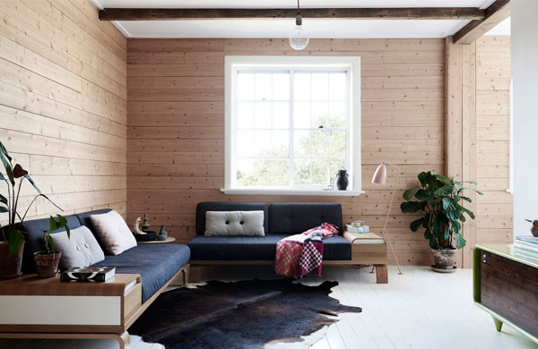 The fabulous home of Sidney designer Frag Woodall | My Cosy Retreat