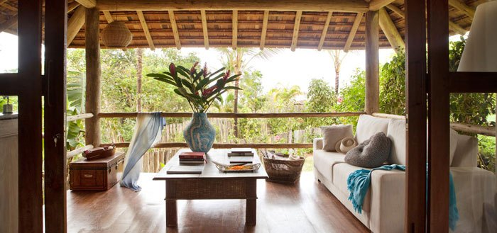 A dreamy tropical wooden retreat in Trancoso, Brazil | My Cosy Retreat