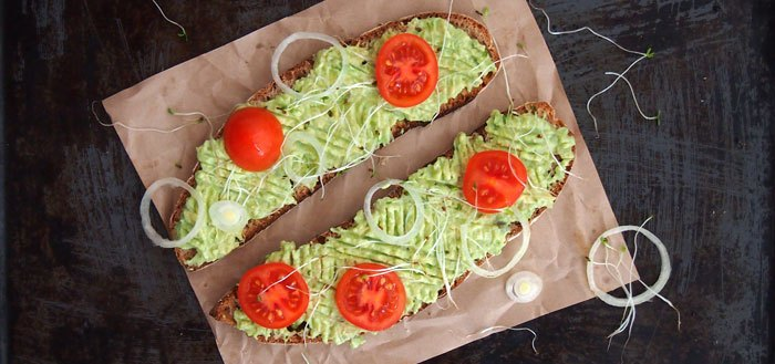 Quick and simple avocado toast | My Cosy Retreat
