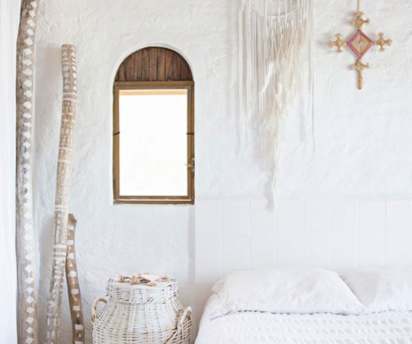 Serene bohemian beach house in Mexico | My Cosy Retreat