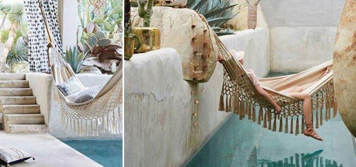 Summer bliss: 10 romantic outdoor boho hammocks   My Cosy Retreat