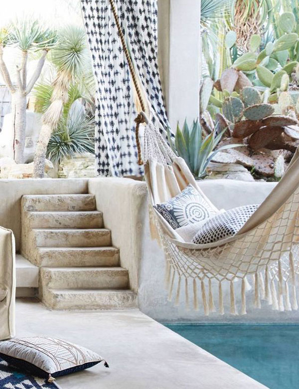 Summer bliss: 10 romantic outdoor boho hammocks | My Cosy Retreat