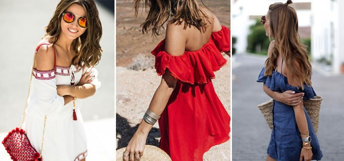 10 cool off shoulder dresses to wear this summer | My Cosy Retreat