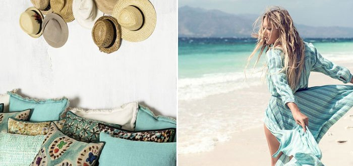 Summer vibes in turquoise... Hello August! | My Cosy Retreat