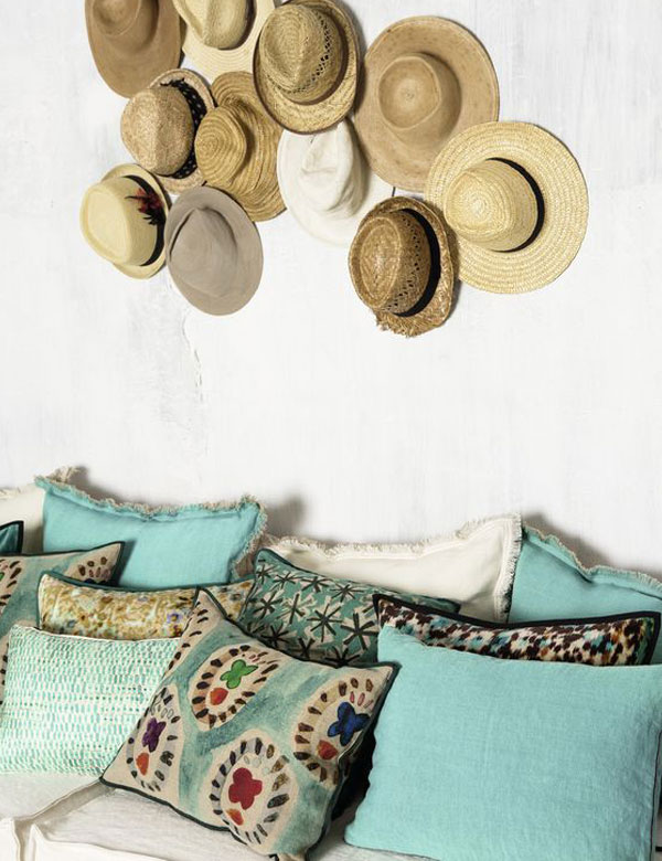 Summer vibes in turquoise... Hello August!   My Cosy Retreat