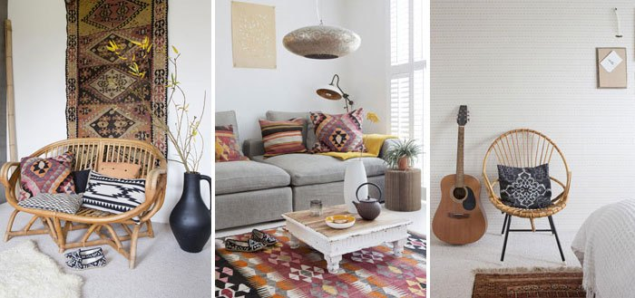 A beautiful bohemian home in the Netherlands | My Cosy Retreat
