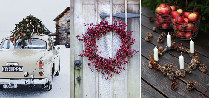 Classic red minimalist Christmas inspirations | My Cosy Retreat