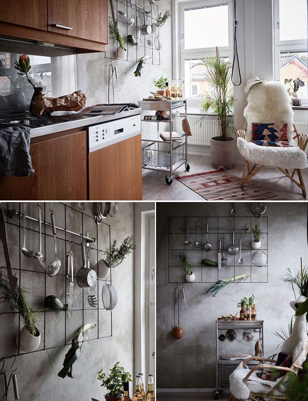 Amazing ethnic chic duplex apartment in Sweden | My Cosy Retreat