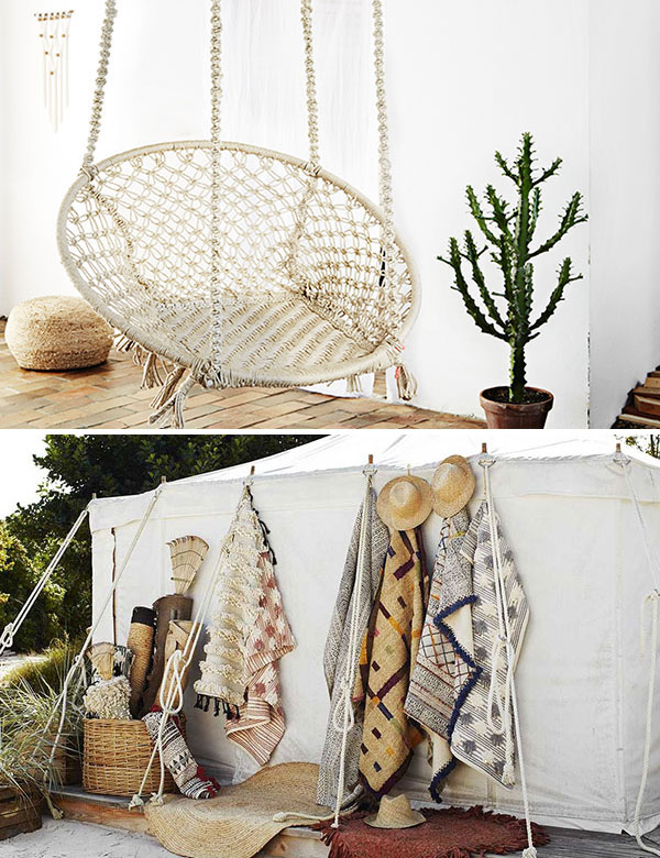Madam STOLTZ Spring / Summer 2017 boho inspired collection | My Cosy Retreat