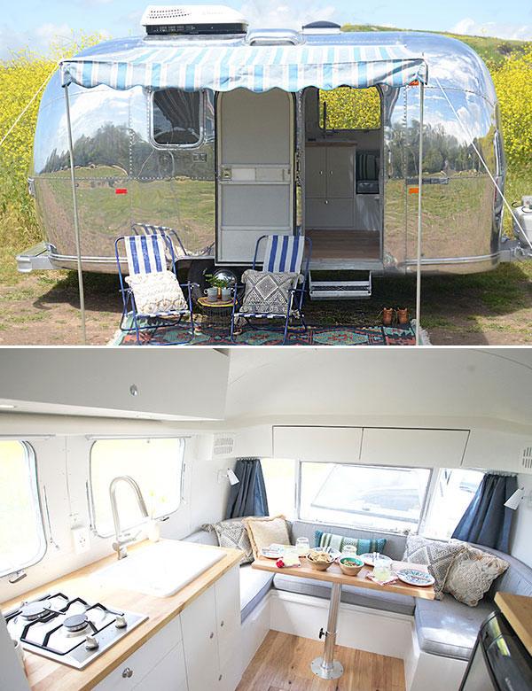 Living in a caravan: summertime happiness   My Cosy Retreat