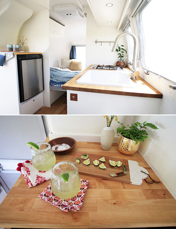 Living in a caravan: summertime happiness | My Cosy Retreat