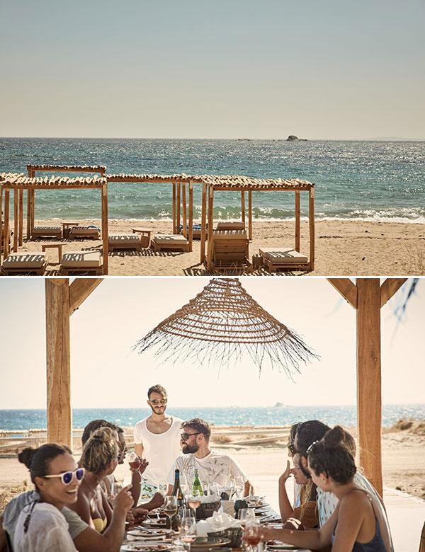 A splendid boho ethnic chic hotel on Naxos Island, Greece | My Cosy Retreat