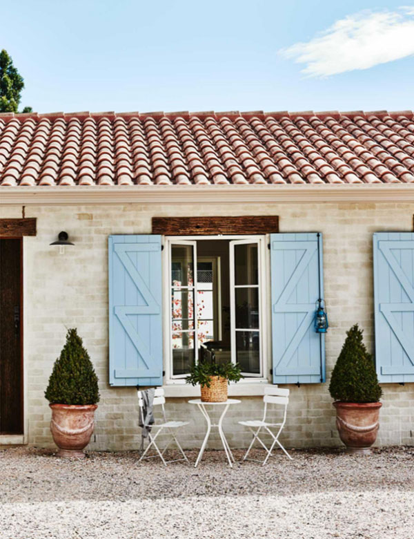 Romantic French style country farmhouse in Australia | My Cosy Retreat