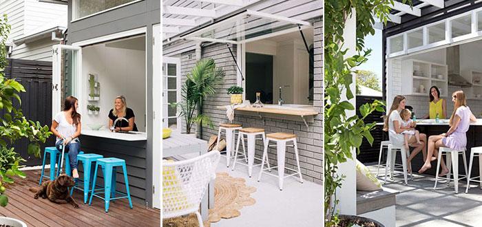 10 cozy u0026 super cute kitchen window bar designs   My Cosy Retreat & 10 kitchen window bar designs you will fall in love with